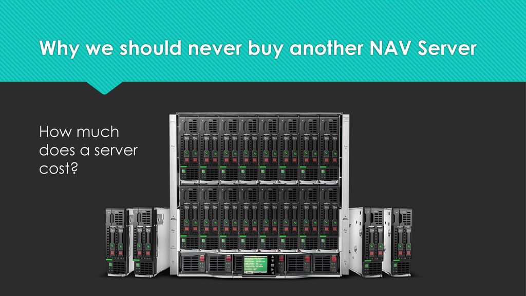 NAV In The Cloud: Exploring Options for a Cloud-based Deployment