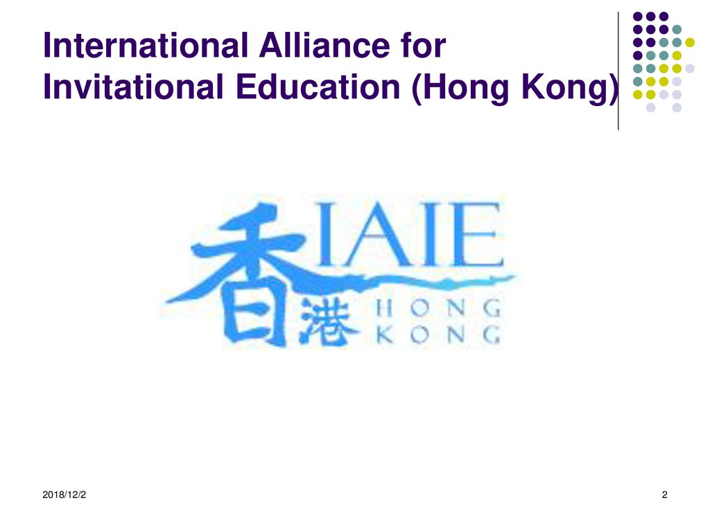 United States Invitational Education Study Tour Ppt Download