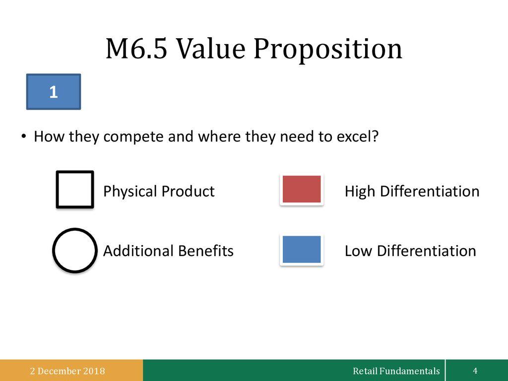 home depot value proposition