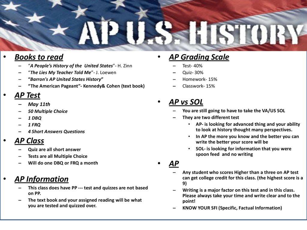 ap us history homework answers