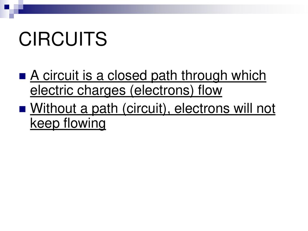 Parallel And Series Circuits Ppt Download Closed Circuit 4 A Is