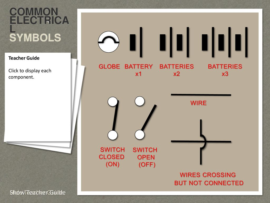 Electrical Circuit Diagrams Ppt Download Difference Between Wiring Batteries In Series And Parallel 4 Common