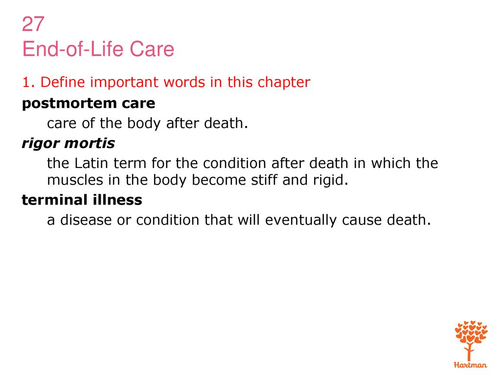 1  Define important words in this chapter - ppt download