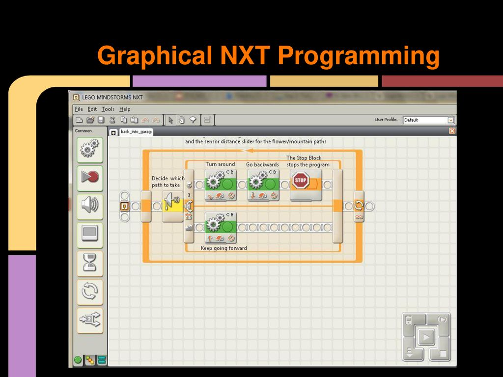 NXT Programming by Paul Cain  - ppt download