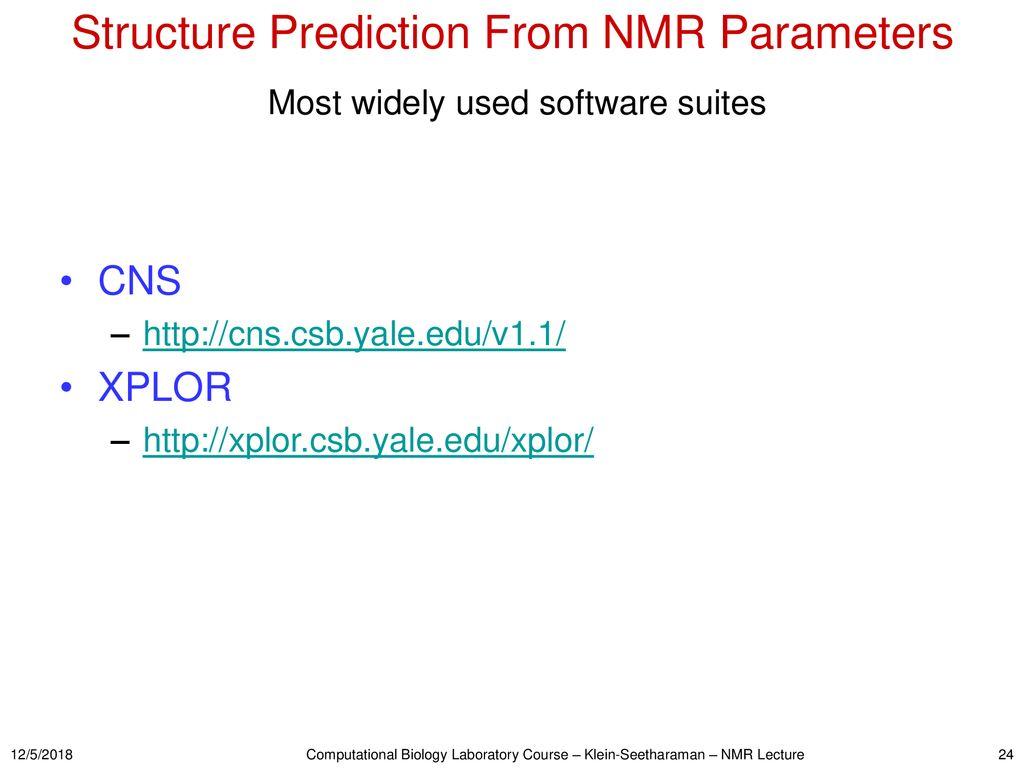 NMR Spectroscopy – Part 2 - ppt download