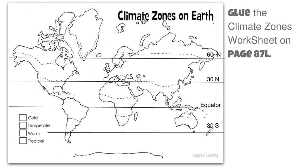 Climate Zones. - ppt download
