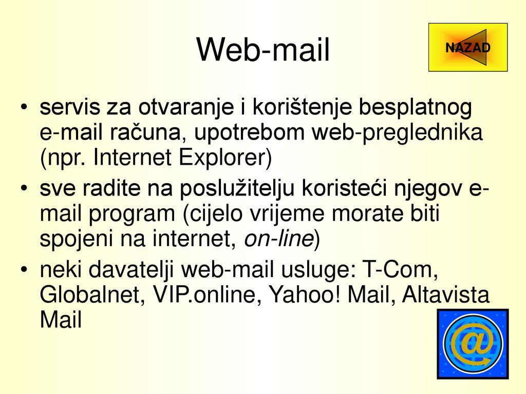 Besplatni online upoznavanja s Yahoo odgovorima