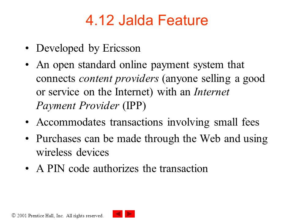 4.12 Jalda Feature Developed by Ericsson
