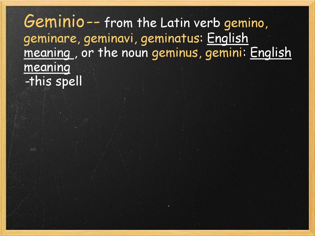 Latin in Harry Potter Find a picture to represent each spell, and