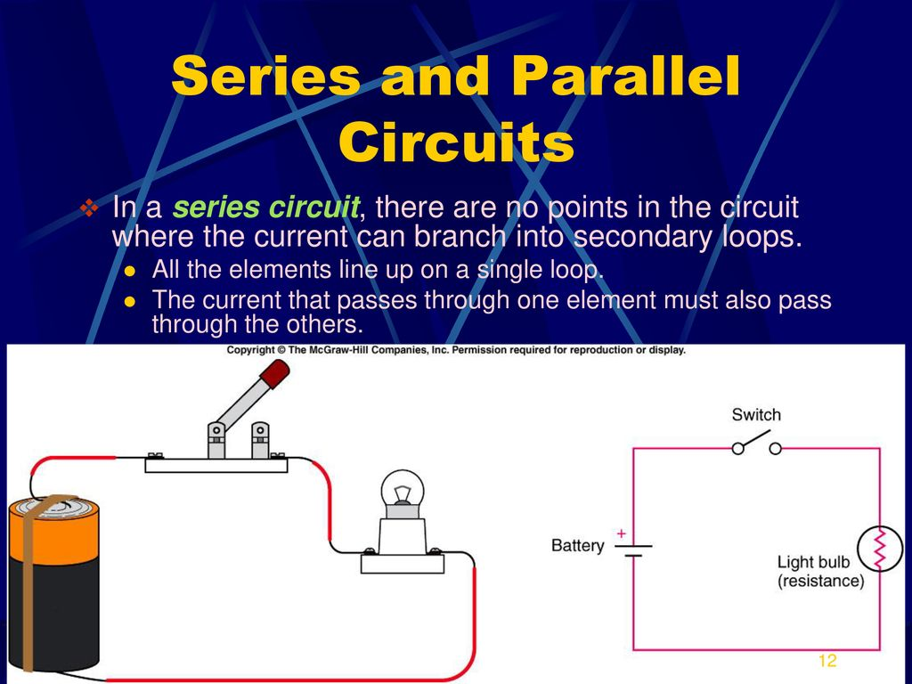 Exam2 Chapter 7 12 Time Wednesday 04 03 830 Am 920am Ppt Science Series And Parallel Circuits 4th Grade Circuit