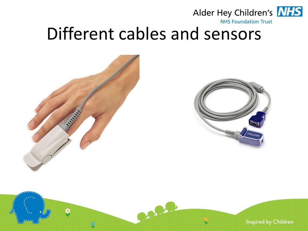Saturation monitoring Training for parents and carers - ppt