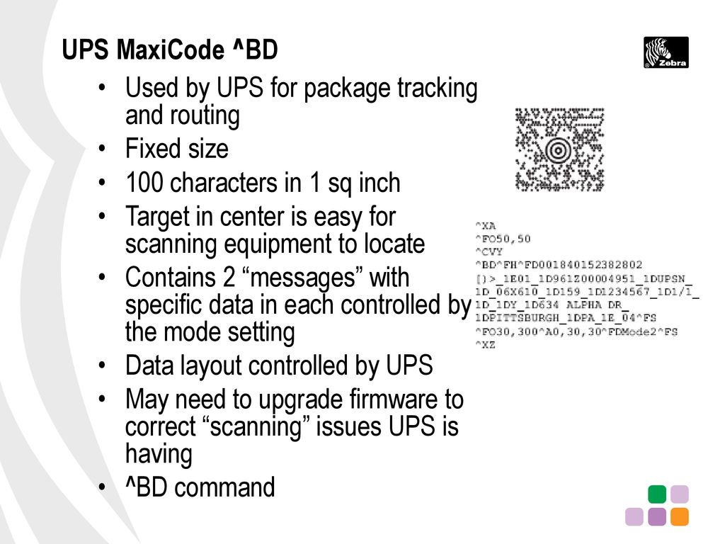 Barcode 104 2D barcodes  - ppt download