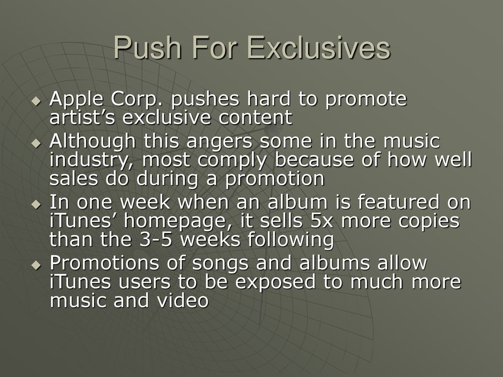 The American Music Industry's newest heavyweight - ppt download