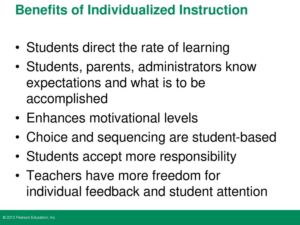 Why is individualized instruction important archives tessa.