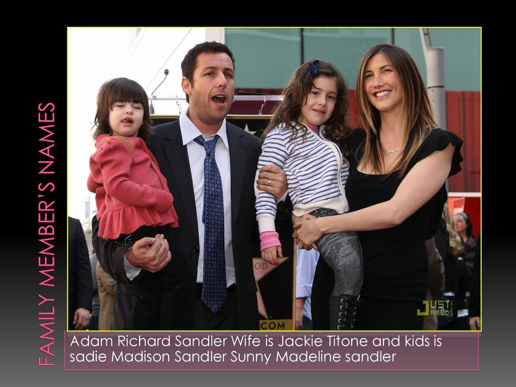 Adam Richard Sandler  - ppt download