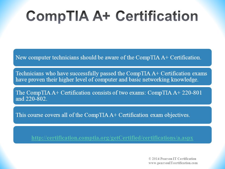 Complete Comptia A Guide To Pcs 6e Ppt Video Online Download
