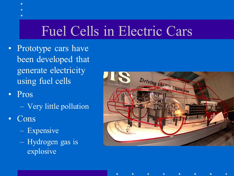Fuel Cells in Electric Cars