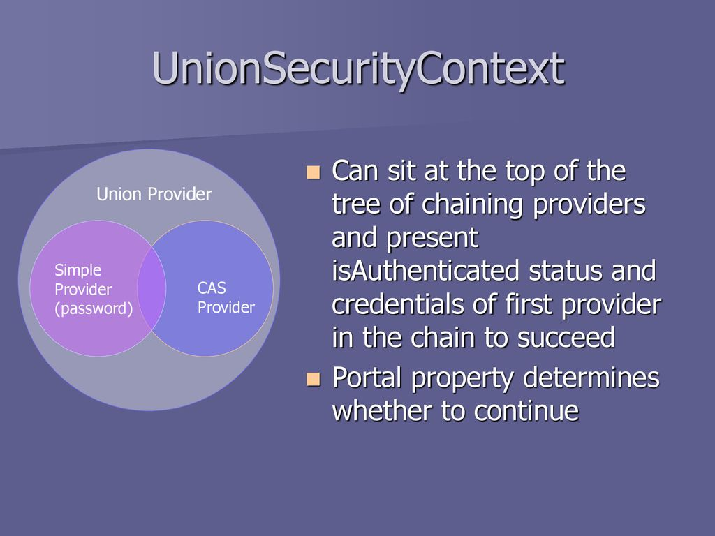 uPortal Security and CAS - ppt download