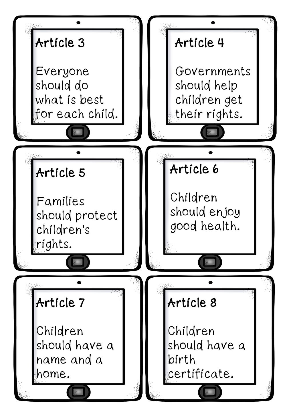 Teaching Laws, Rights and Responsibilities to Kids | Freedom of Speech #kids  #laws… | Teaching laws, Social studies for kids, Children's rights and  responsibilities