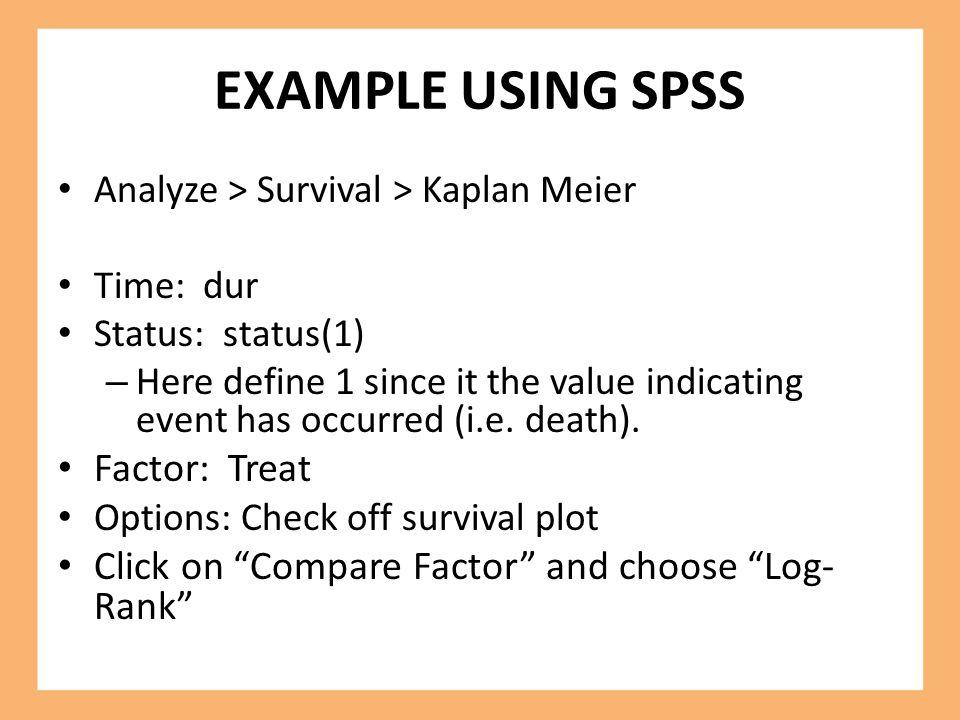 Surviving Survival Analysis - ppt video online download