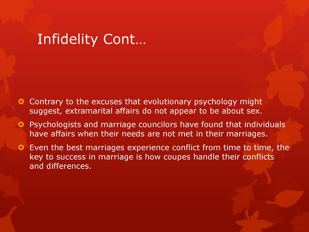 Relationship Issues and Trends - ppt download