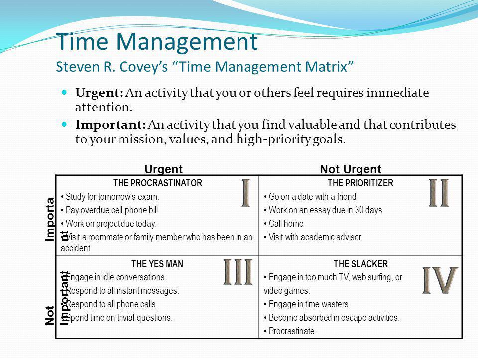 analytical essay on time management Here is your essay on time  (1030 words) time management is the control and focus of a person's actions for the purpose of improving efficiency time management.