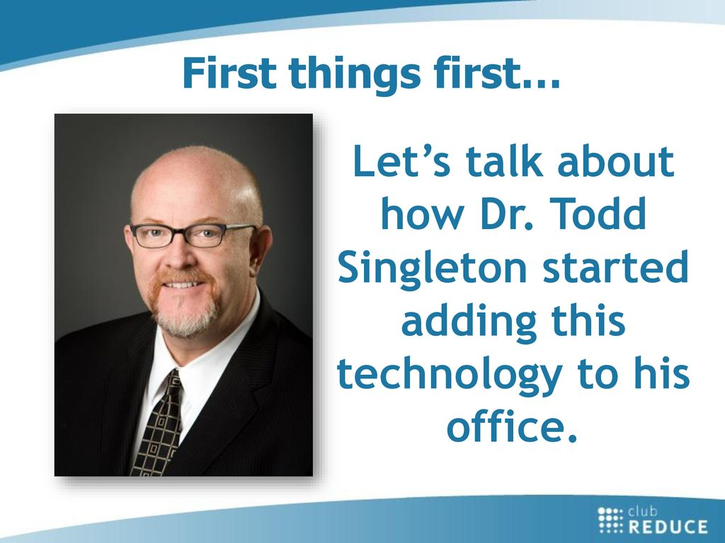 dr todd singleton pierdere în greutate)