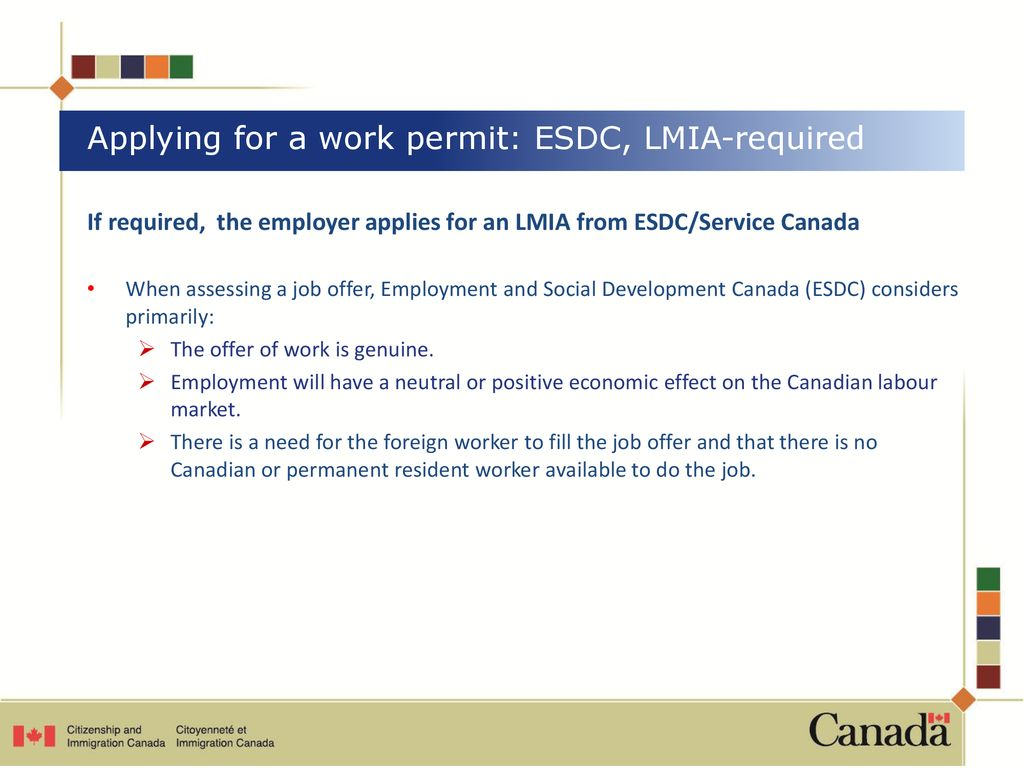 Overview of the Temporary Foreign Worker Program (TFPW
