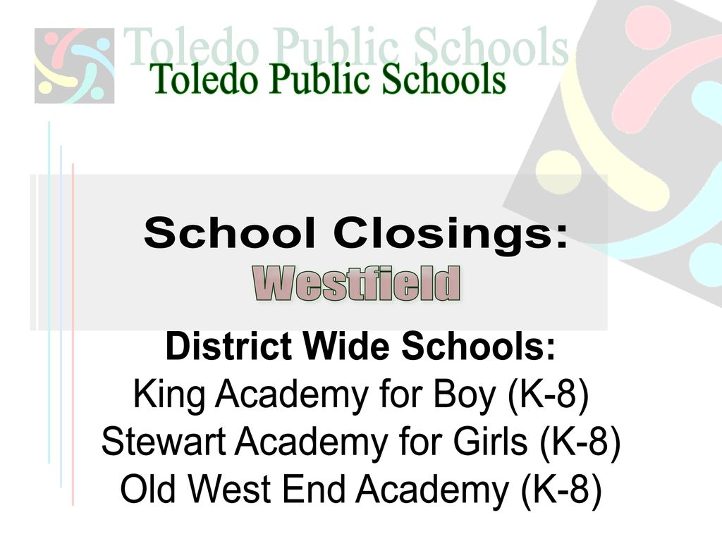Toledo Public Schools  - ppt download