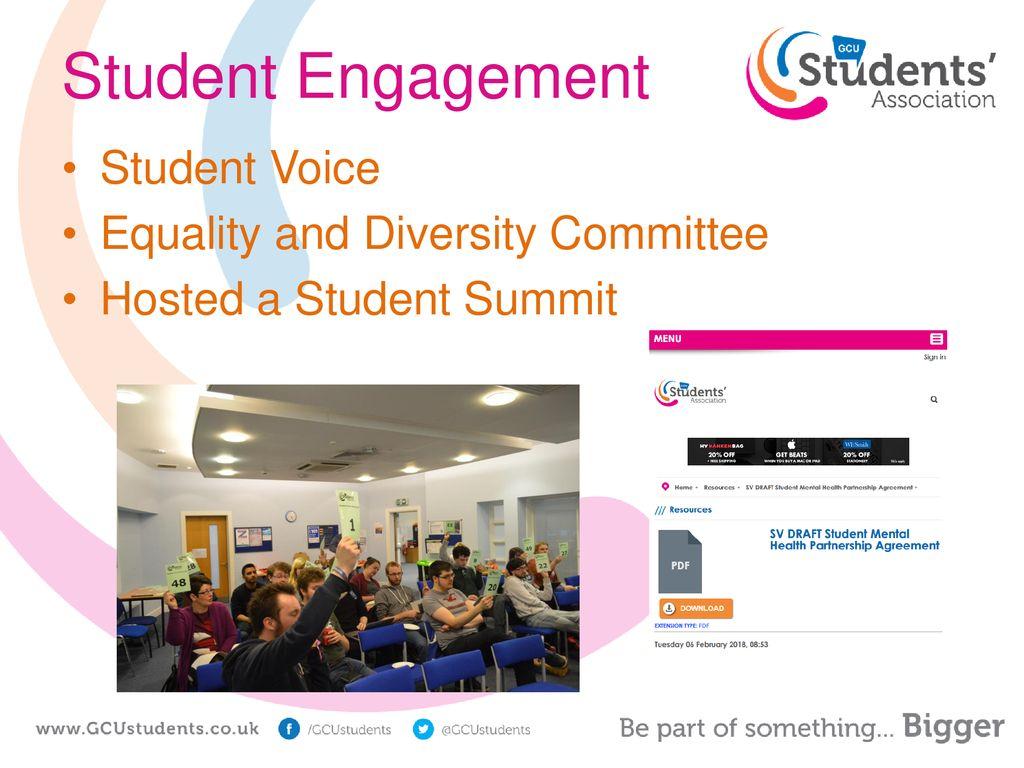 GCU's Student Mental Health Agreement - ppt download