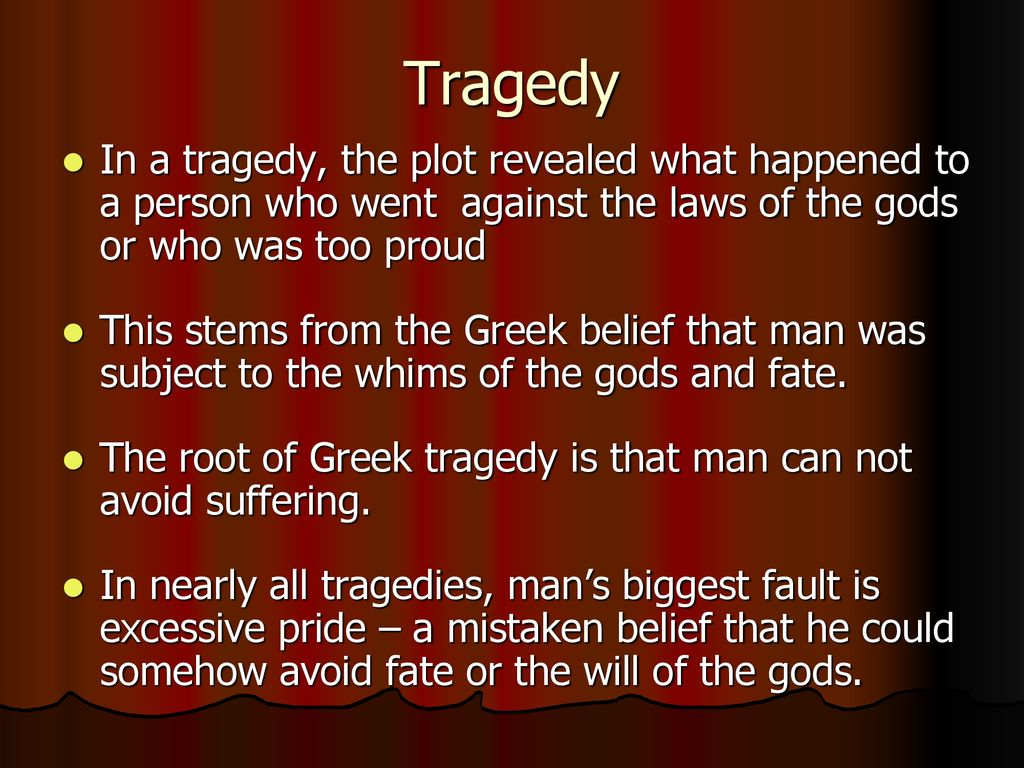 Introduction to Greek Drama - ppt download