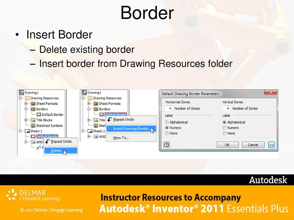 Chapter 5 Creating and Editing Drawing Views - ppt download
