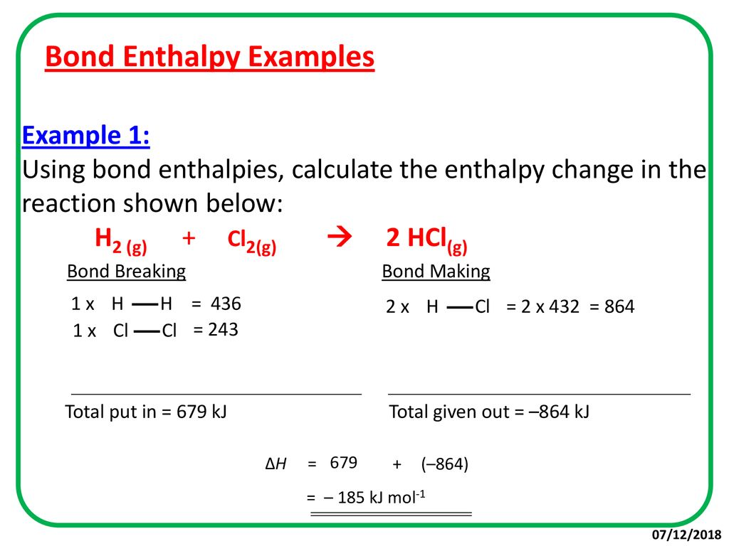 Chemical Energy 07/12/ ppt download