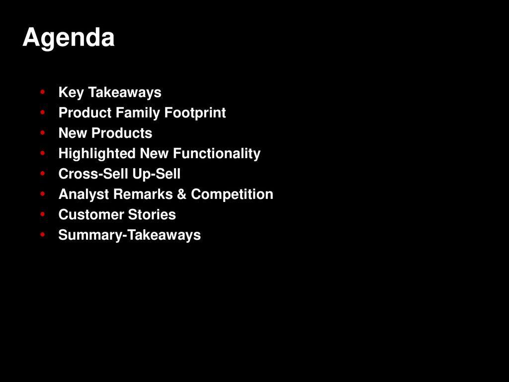 Oracle 11i10 Marketing Applications for your Industry - ppt