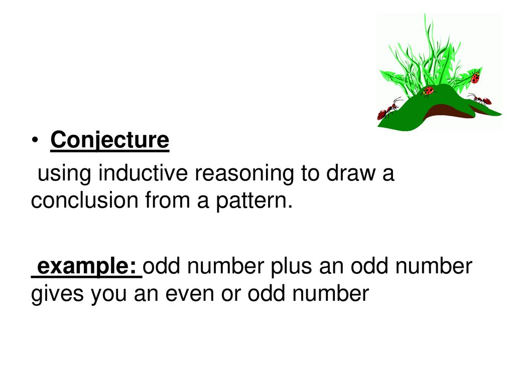 Five Step Procedure For Drawing Conclusions Ppt Download