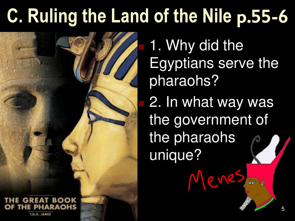Chapter 1 Lesson 2 Egypt – The Land of the Nile pages - ppt download