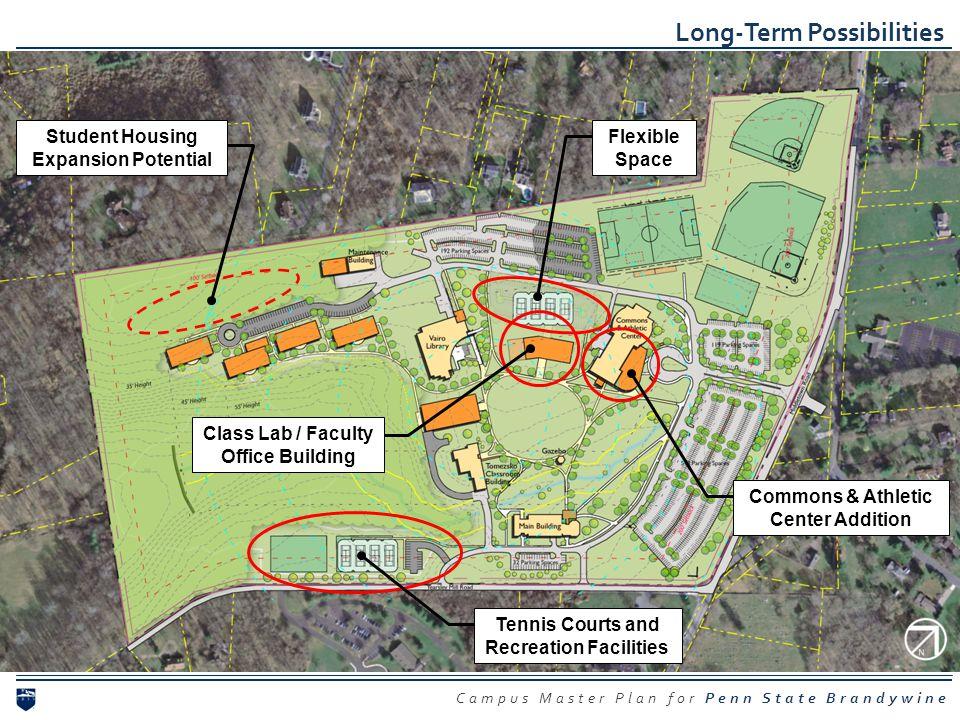 Campus Master Plan Penn State Brandywine Ppt Video Online Download