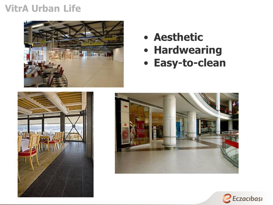 VitrA Urban Life Aesthetic Hardwearing Easy-to-clean
