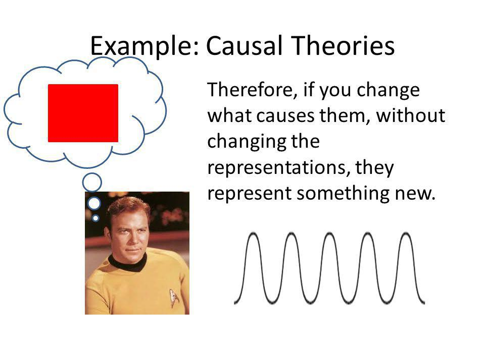 Example: Causal Theories