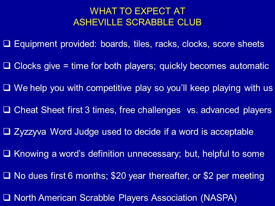 Enchanting Scrabble Score Sheet Embellishment - Administrative ...