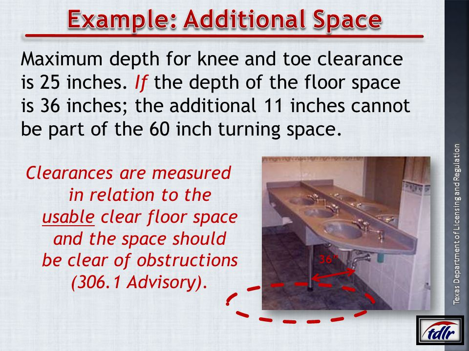Example: Additional Space