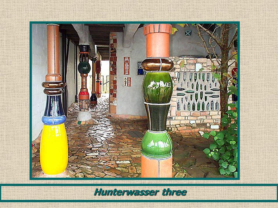 Hunterwasser three