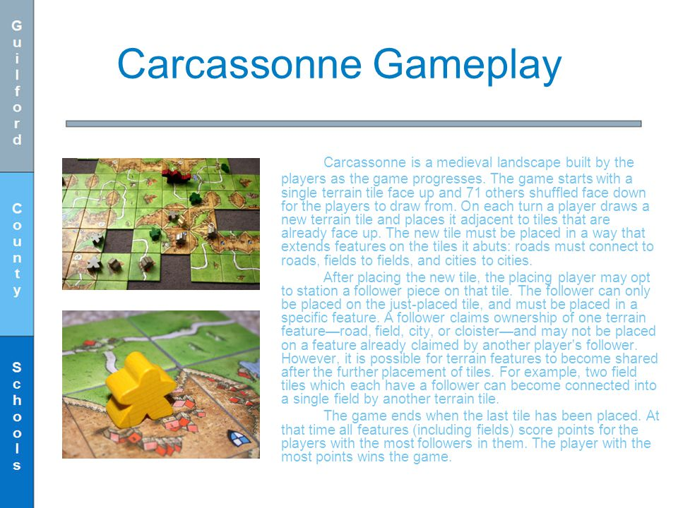 Carcassonne Gameplay