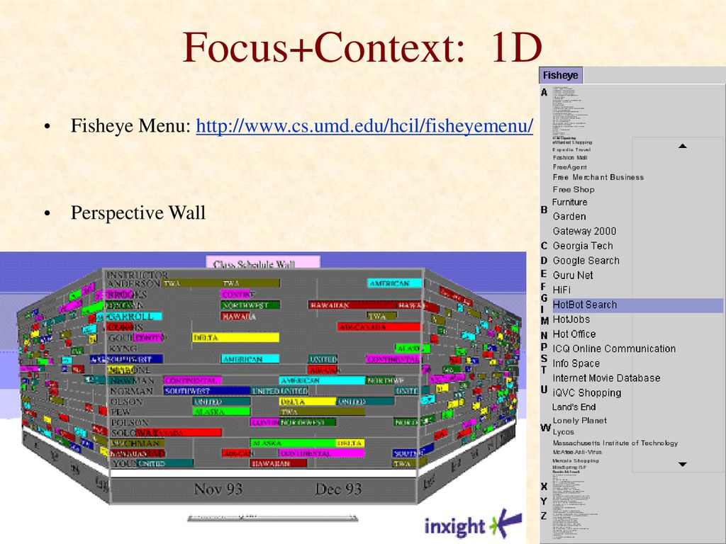 Information Visualization 2: Overview and Navigation - ppt download