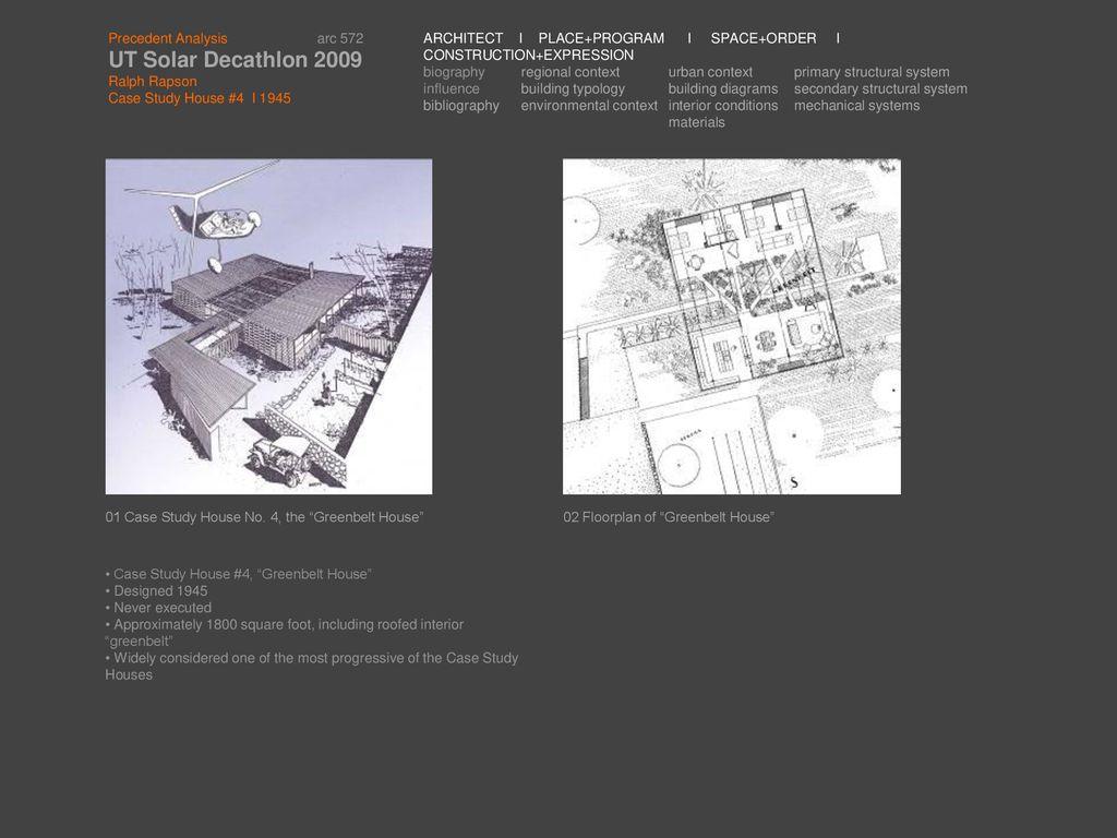 ARCHITECT I PLACE+PROGRAM I SPACE+ORDER I CONSTRUCTION+ ... on
