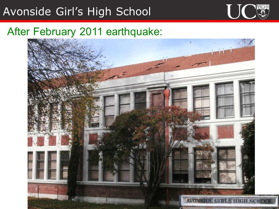 Avonside Girl's High School