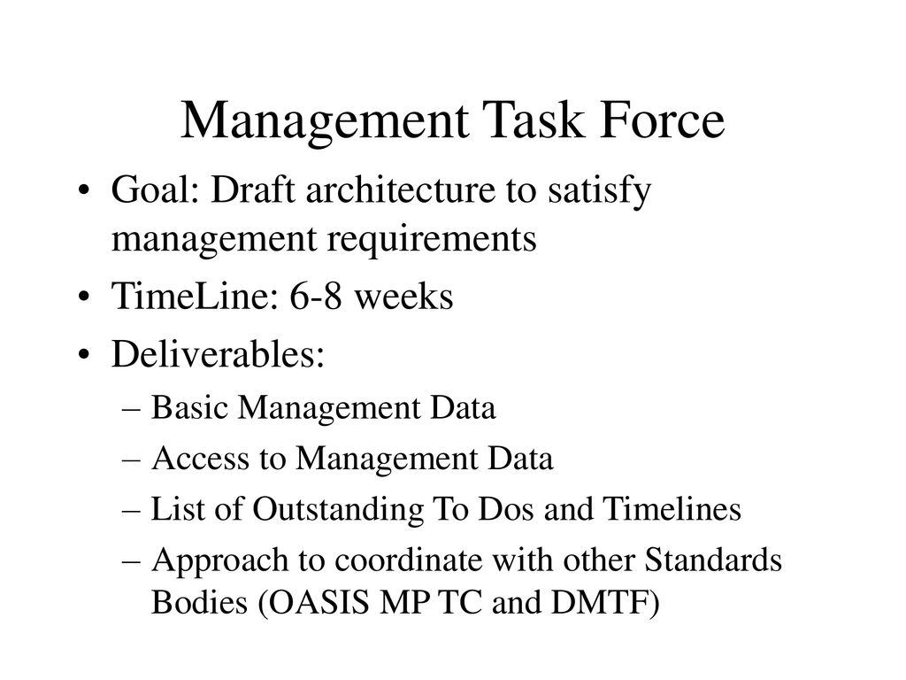 Web Services Management - ppt download