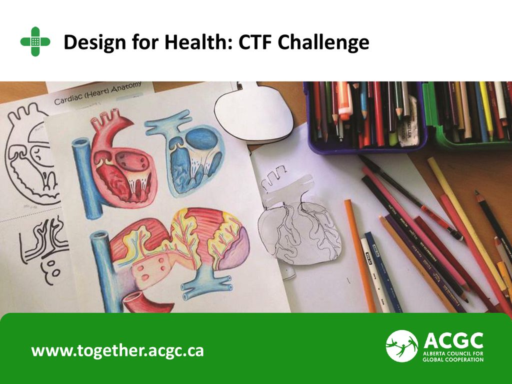 Design for Health: CTF Challenge - ppt download