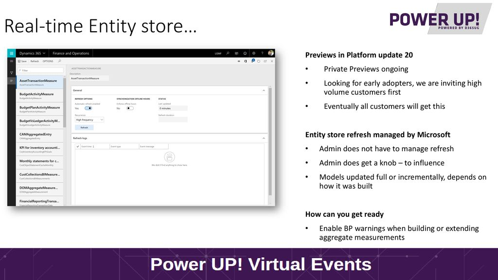 Real World Power BI for Dynamics 365 and AX - ppt download