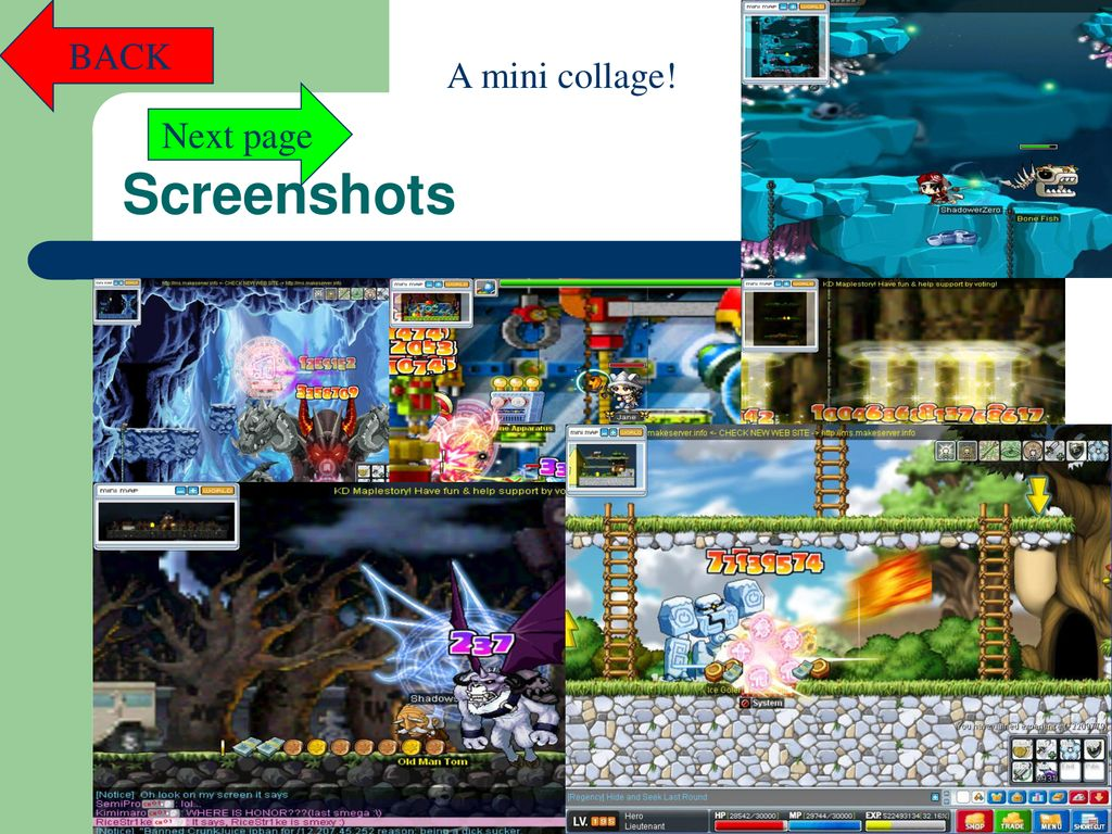 Shadowswoken's Guide to Maplestory Private Servers - ppt download
